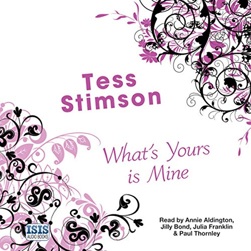 What's Yours is Mine audiobook cover art