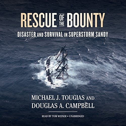 Rescue of the Bounty audiobook cover art