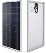 Renogy 100 Watt 12 Volt Monocrystalline Solar Panel (New Edition), Design