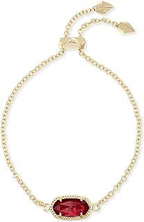 أسورة بسلسلة قابلة للتعديل من كندرا سكوت إيلينا للنساء، مجوهرات أنيقة، مطلية بالذهب