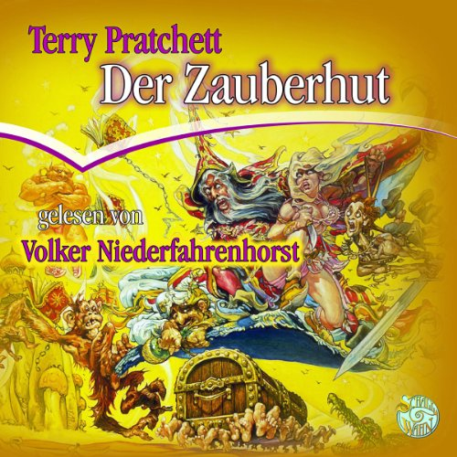 Der Zauberhut audiobook cover art