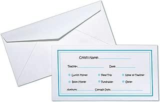 school money envelopes