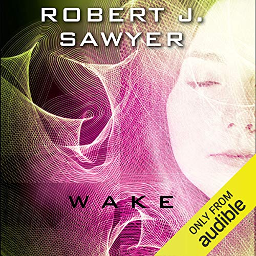 WWW: Wake audiobook cover art