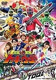 スーパー戦隊シリーズ 烈車戦隊トッキュウジャー VOL.12[DVD]