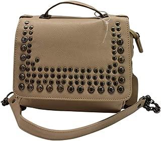 Joelle Hawkens Leather Womens Crossbody Handbag Purses