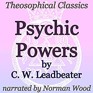 Psychic Powers: Theosophical Classics cover art