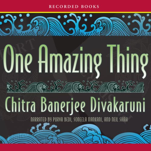 One Amazing Thing cover art