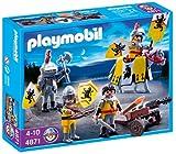 PLAYMOBIL - Tropa de Caballeros del León (4871)