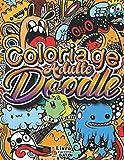Coloriage Doodle Adulte: 50 Pages de Coloriage Doodle Art Anti stress Art therapie | Coloriage Street art Urbain et Graffiti | Coloriage creatif ... relaxant | Coloriage adulte Mystères Magique