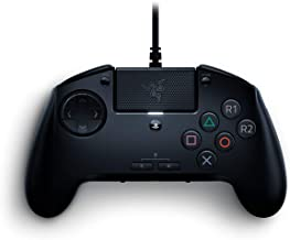 Razer Raion Fightpad for PS4 Game Controller: 8 Way D-Pad, Mechanical Switch Front Buttons , 3.5mm Audio, Classic Black - ...