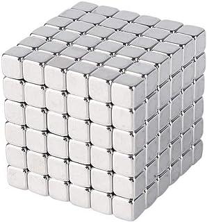 OBEST マグネットボール 強力マジック磁石 216個セット 5mmx5mmx5mm 立方体パズル