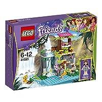 レゴ (LEGO) フレンズ スプラッシュジャングルフォール 41033