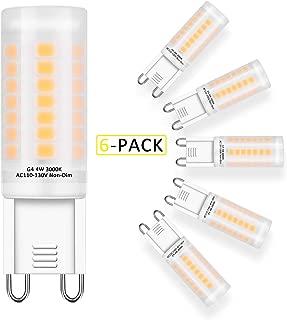 Best g9 led bulb Reviews