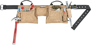 Kuny's AP527X 12 Pocket Heavy-Duty Leather Work Apron