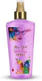 Max Girl Splash Cologne - Sweet, 250 ml