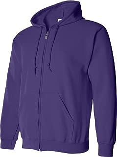 Men's Fleece Zip Hooded Sweatshirt