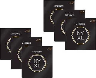 D'Addario NYXL1046 6-pack