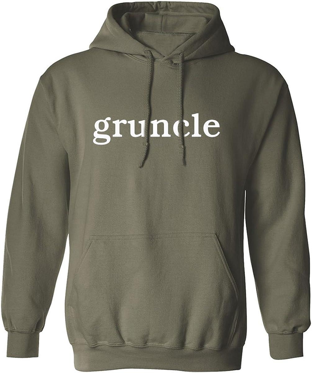 zerogravitee gruncle Adult Hooded Sweatshirt
