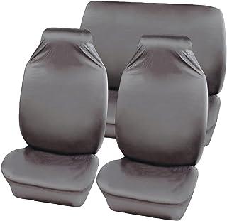 Grey Cosmos HDC 52302 Hi Back Heavy Duty Seat Cover