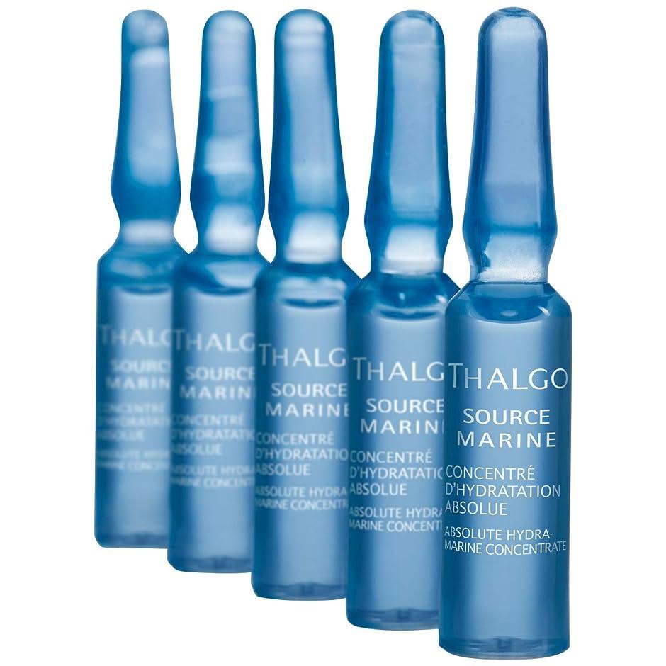 教育者衝撃。タルゴ Source Marine Absolute Hydra-Marine Concentrate (Salon Size; In Pack) 12x1.2ml/0.04oz並行輸入品