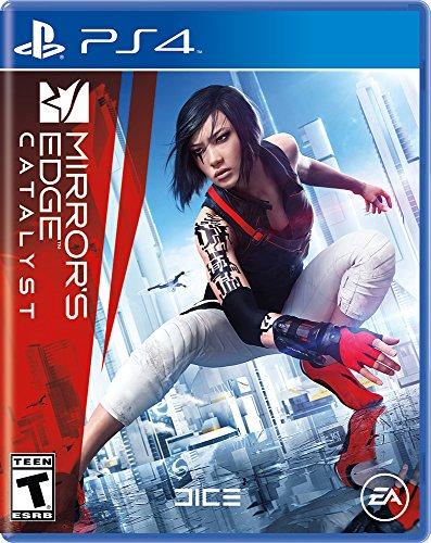 Electronic Arts Mirrors Edge Catalyst PS4 - Juego (PlayStation 4, Acción / Aventura, DICE, RP (Clasificación pendiente), ENG, Básico)