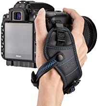 Camera Hand Grip Strap JJC DSLR Wrist Strap for Canon 7D 6D 5D 5Ds 5Ds R 1Dx T7 T6 T5 T3 T7i T6s T6i T5i SL2 SL1 80D 77D Nikon D5 D4s D4 D850 D810 D3400 D7500 D7200 D5600 D5500,etc