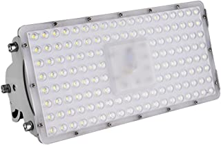 Viugreum 100W LED Flood Light, Waterproof IP65 Outdoor Led Lights, 10000LM Daylight White 6500K Security Floodlights Landscape Wall Lights for Garage, Garden, Yard, Ship from USA, take 5-7 Days