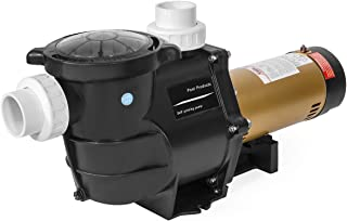XtremepowerUS 75035-1 2 HP Self Prime in/Above Ground Swimming 2