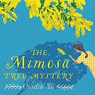 The Mimosa Tree Mystery cover art