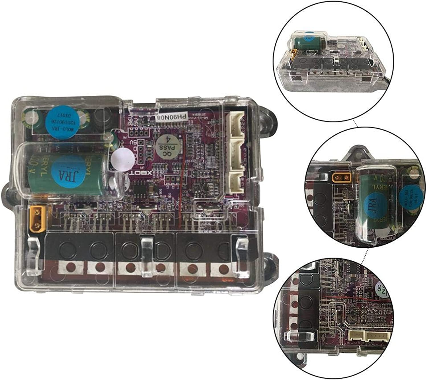 Mini Mainboard Electric Scooter Parts Battery Controller for Xiaomi Mijia M365
