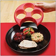 CSL Meal Measure Portion Control Plate Healthy Eating Slimming Diet Aid Dishwasher Safe Estimated Price : £ 6,95