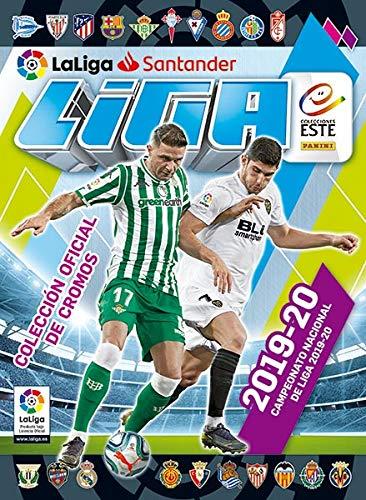 Album + 50 Sobres Cerrados (Son 300 cromos) Liga Este 2019 2020...