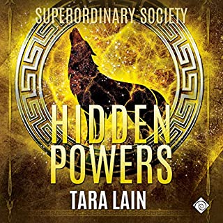 Hidden Powers audiobook cover art