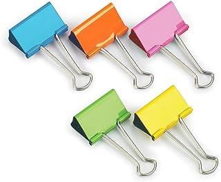 RETYLY 1 Stueck Fotohalter Karte Klemme Papier Memo Klebezettelhalter Buero Lieferung zufaellig