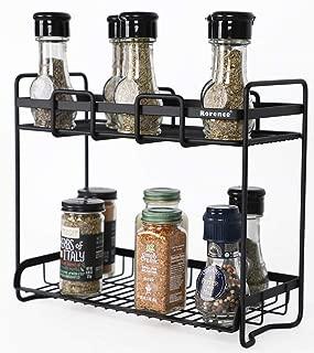 2 tier spice shelf