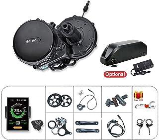 comprar comparacion BAFANG BBS02 48V750W Kit de conversión de motor de bicicleta eléctrica con batería de iones de litio 48V 17.5AH y cargador...