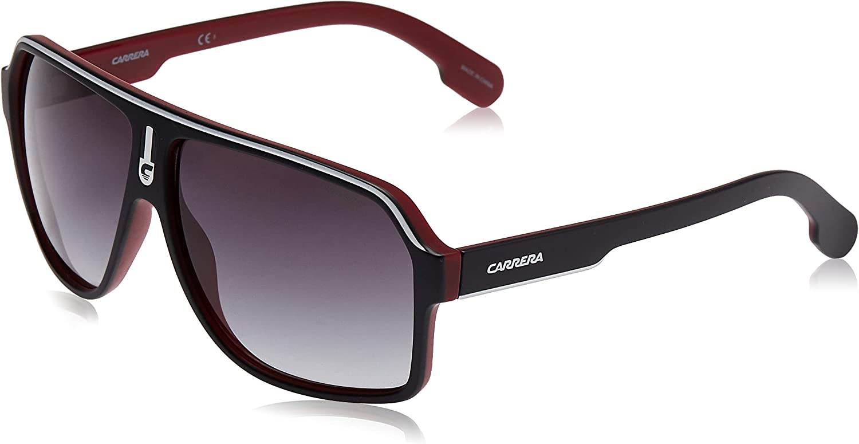 Carrera Men's 1001/S Rectangular Sunglasses