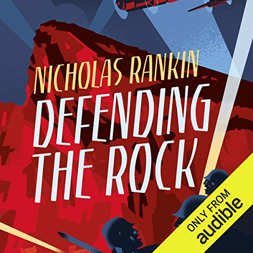 Defending the Rock audiobook cover art