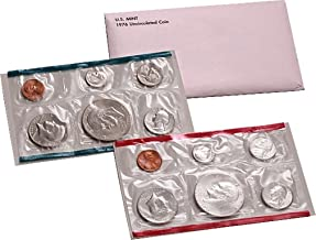1976 P, D U.S. Mint - 12 Coin Uncirculated Set with Original Governmetn Packaging Uncirculated