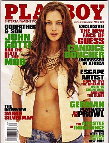 Playboy magazine April 2010