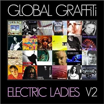 Global Graffiti Artists: Electric Ladies, Vol. 2