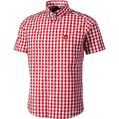 "1. FC Köln Herren Kurzarmhemd Hemd ""Schifferstr (M)"