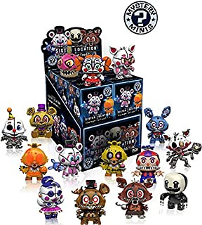 Funko Mystery Mini Five Nights at Freddy Series 2 - Sister Location Display Box of 12 Action Figures