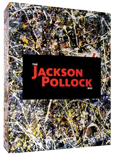 The Jackson Pollack Box: Energy and the Imagination: The Complete Kit Including Paint Brushes, Drip Bottles, Canvases, and a Book!