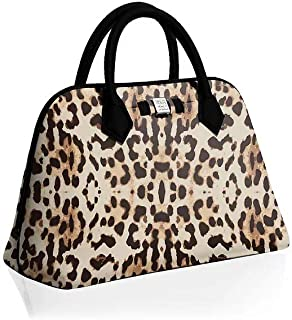 Save My Bag Damen Handtasche - Princess MIDI Printed- Safari