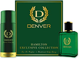 Denver Hamilton Exclusive Collection (Perfume+Dedorant) Set