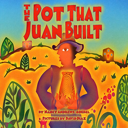 The Pot That Juan Built audiobook cover art