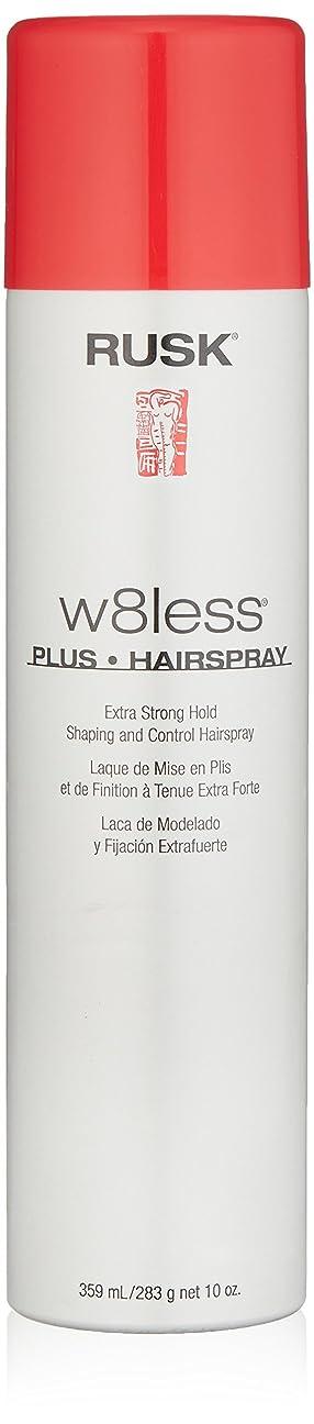 推測帝国昆虫Rusk W8Less Plus Hairspray 250 g (並行輸入品)