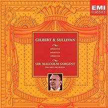 Gilbert & Sullivan - Operettas / Pro Arte Orchestra · Sir Malcolm Sargent