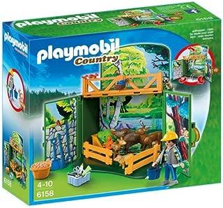 PLAYMOBIL® Secret Forest Animals Play Box